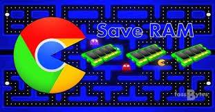 Hướng dẫn giảm  RAM khi dùng trình duyệt Chrome 1