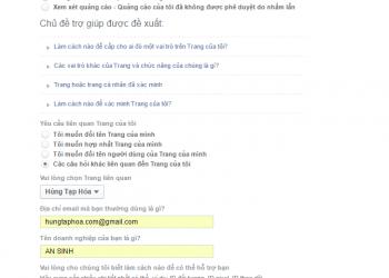 Hướng dẫn gỡ Block domain khi chia sẻ lên Facebook 1
