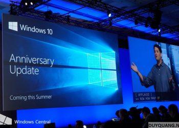 Mẹo lấy lại hơn 10 GB dung lượng sau khi update Windows 10 Anniversary 1
