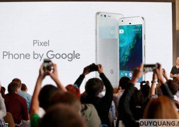 Siêu phẩm điện thoại PIXEL của Google, đối thủ đáng gờm của Iphone 5