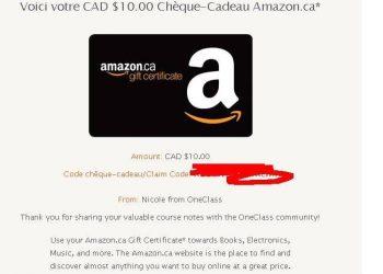 Hướng dẫn kiếm 10$/ngày để lấy Amazon Gift Card, Paypal 8