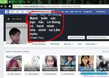 Tut Đổi Tên Facebook Siêu Dài