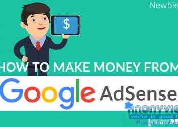 Tài liệu hướng dẫn Google Adsense kiếm tiền trên mạng