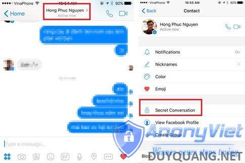 Facebook Messenger thêm tính năng gửi tin nhắn tự hủy - ảnh 1