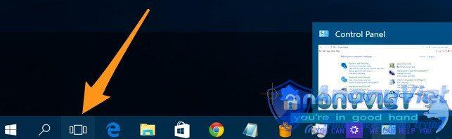Sử dụng Desktops ảo trong Windows 10