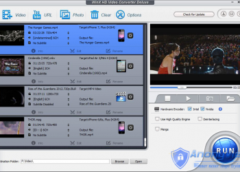 Nhận Free bản quyền trọn đời WinX HD Video Converter Deluxe 5.9.8 giá 49.95 USD 2
