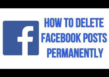 Xóa tất cả bài viết trên tường Facebook nhà bạn 6