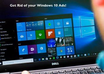 Gỡ bỏ quảng cáo trên Windows 10 - Part 1 1