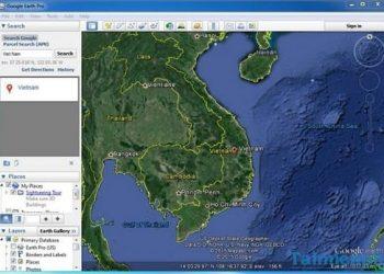 Tải nhanh Google Earth Trị Giá 399$ 2