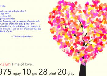 Share code Web Tỏ tình đẹp và cách chỉnh sửa nội dung 2