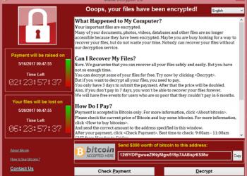 [Download] Ransomware WannaCry Virus tống tiền  mạnh nhất 2017