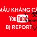 Hướng dẫn kháng cáo Youtube bị chết kênh