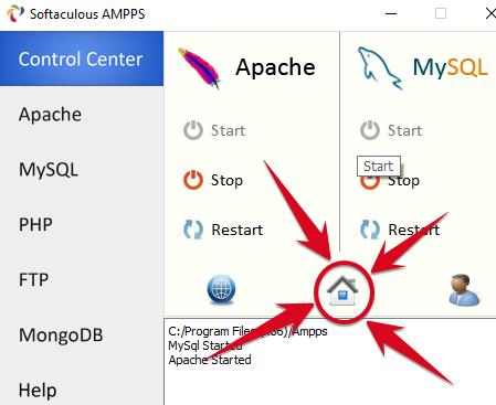 Hướng dẫn tự tạo Localhost trực tiếp trên máy tính với Ampps