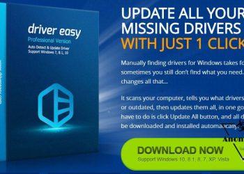 Hướng dẫn nhận bản quyền Driver Easy 1