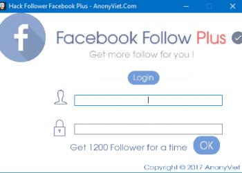Tool Troll Hack Follow Facebook cực thốn - AnonyViet 6