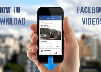 Cách Download Video Facebook trên Android và iOS 1