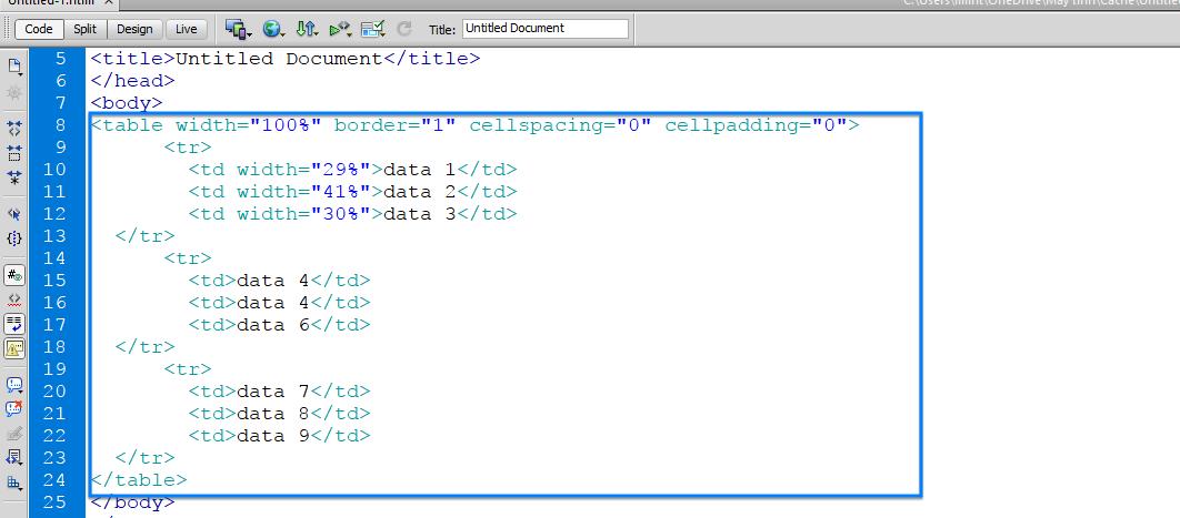 Tải trọn bộ Dreamweaver CS6