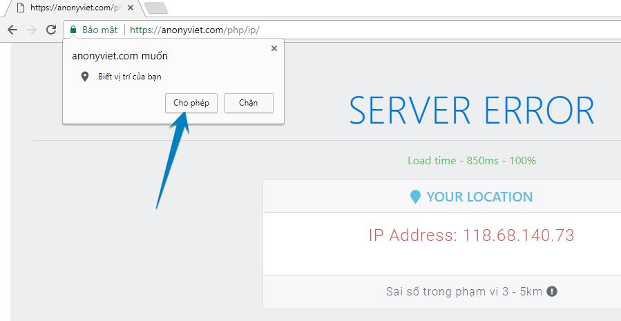 Cách truy tìm địa chỉ nhà người khác qua Internet