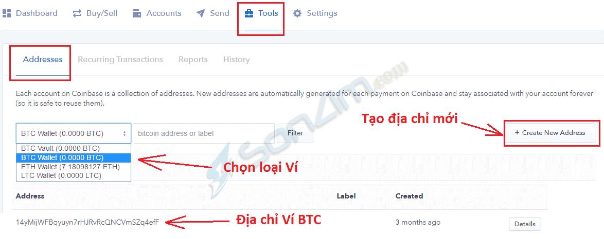 Hướng dẫn đào tiền bằng cách đào Bitcoin BTC không tốn CPU