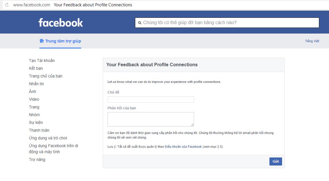Tut Unlock Facebook với link mới 062 cực chuẩn