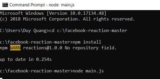 Share Code Auto thả Reaction trên Facebook