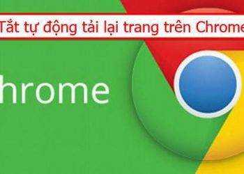 disable chrome reload