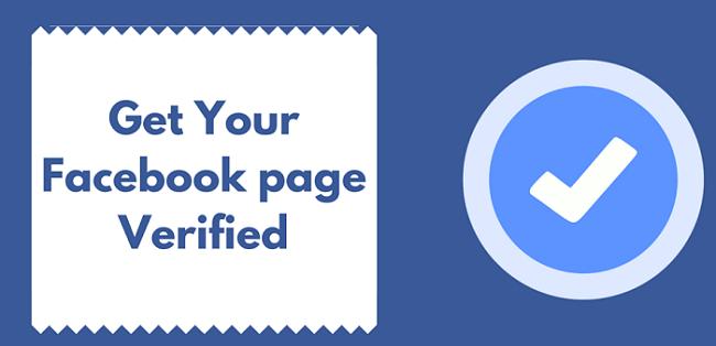 Hướng dẫn xác thực dấu tick xanh cho Fanpage hoặc trang cá nhân facebook