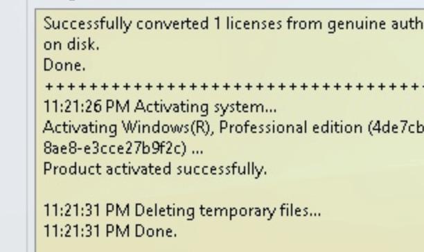 kích hoạt Windows 10 bản quyền mới nhất 2018