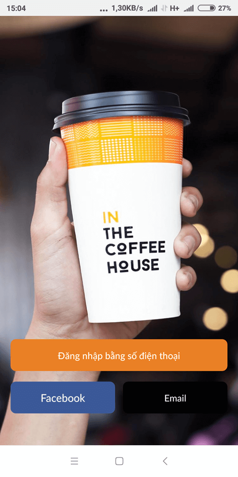 Nhận Coupon The Coffee House miễn phí