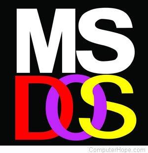 ms-dos v1.25