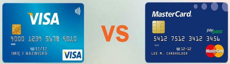 Sự khác nhau giữa VISA và MasterCard là gì?