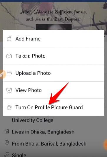 Cách tạo Trang cá nhân bị khóa - Locked Profile trên Facebook