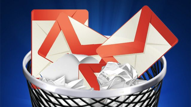 cleanup mail