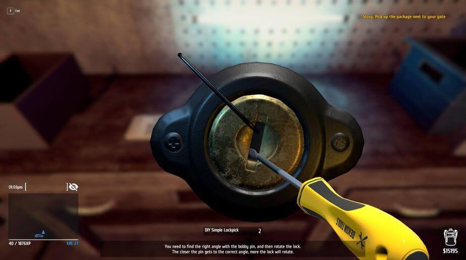 Download Game Thief Simulator: Học cách trở thành kẻ trộm
