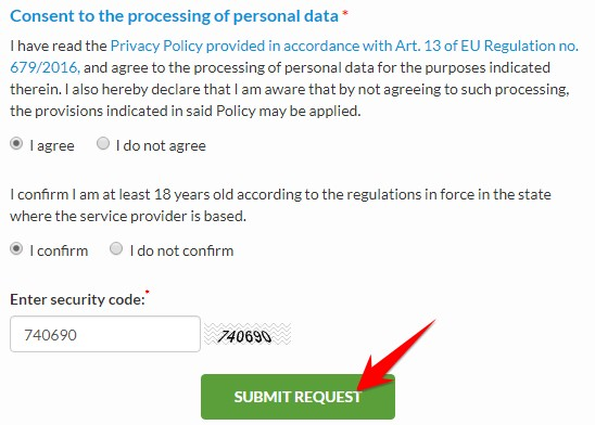 đăng ký VPS Free không cần Visa với Arubacloud