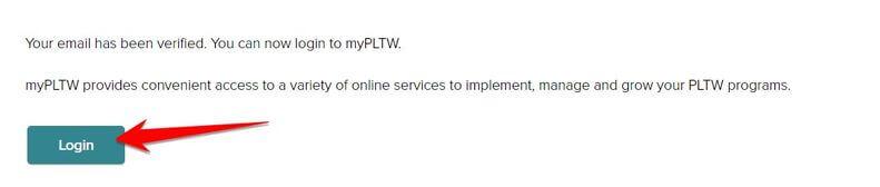 Login PLTW reg lynda.com