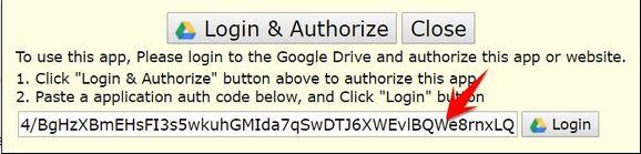 login auth code google