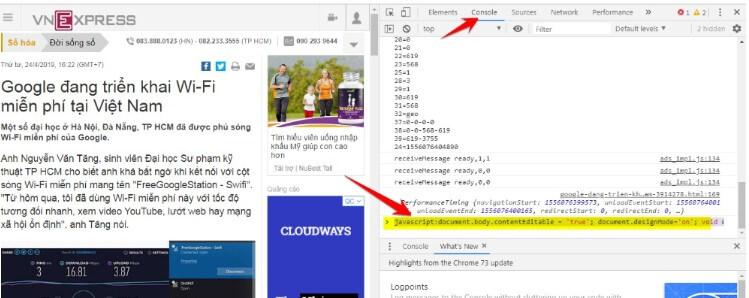 3 mẹo hay để sử dụng Chrome DevTools cho người không biết Code 5