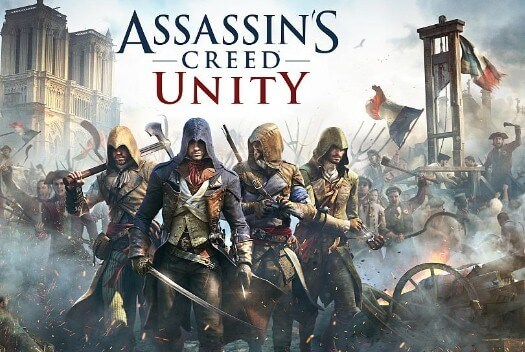 get free Game Assassin's Creed Unity