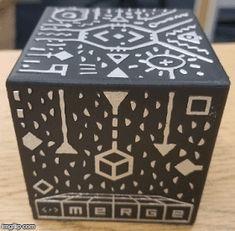 khối lập phương Merge Cube
