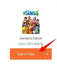 Tải Game The Sim 4 free