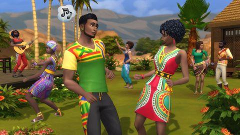 tải game the sim 4 miễn phí