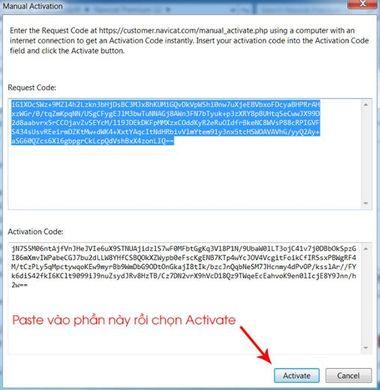 Activation Code