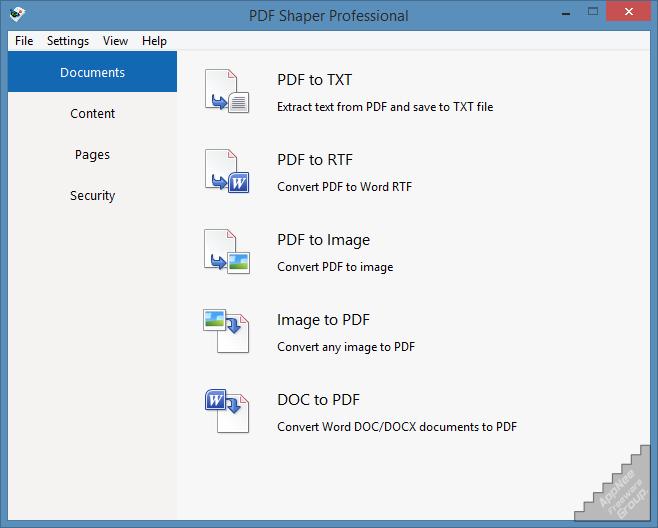 Download PDF Shaper Pro Full Key