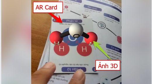 Cách học môn Sinh Học bằng công nghệ thực tế ảo AR Sinh Học REBO
