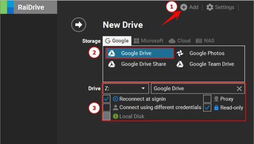 Cách tạo ổ đĩa riêng trên máy tính bằng Google Drive