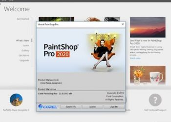 Download Corel PaintShop Pro 2020 Full Key