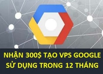 tạo vps google
