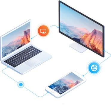 5KPlayer Hổ trợ Stream Video lên Iphone/Ipad