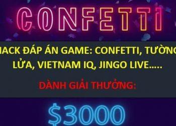 HACK GAME Confetti TƯỜNG LỬA BẰNG roboquiz